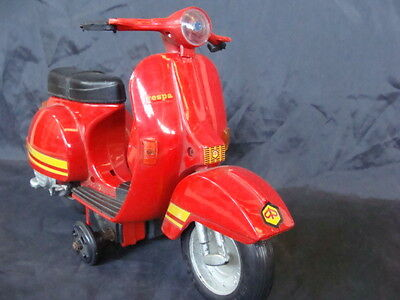 Vespa 200 Px Piaggio Ellegi Old Toys Made In Italy
