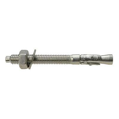Wedge Anchor M20 (20mm) Through Masonry Claw Bolt Marine Stainless G316