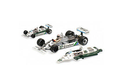 Williams FW07 B (Alan Jones - World Champion 1980) Diecast Model Car 436800027