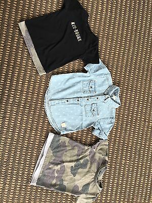 River Island Baby Boy Clothes 6-9 Months