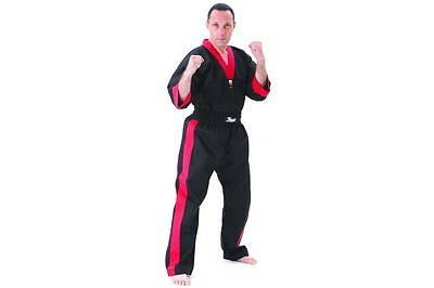 T-Sport Poly Cotton Kickboxing Trousers Martial Arts Training Bottoms