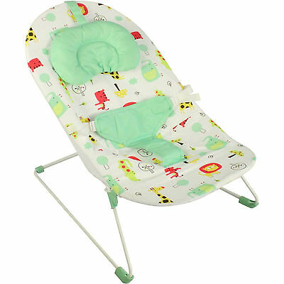 New Red Kite Bounce Newborn Baby Bouncer Chair Jungle From Birth
