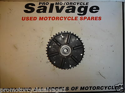 Lexmoto Venom 125 2015 2016 2017:sprocket Carrier:used Motorcycle Parts