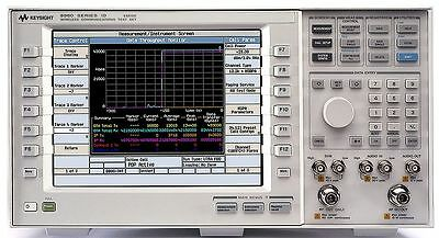 Keysight Premium Used E5515E 8960 series 10 wireless comm. test set (Agilent)