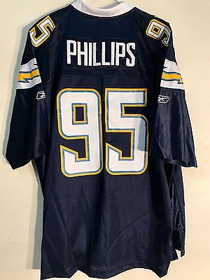 NFL Phillips Los Angeles Chargers American Football Premier Shirt Jersey