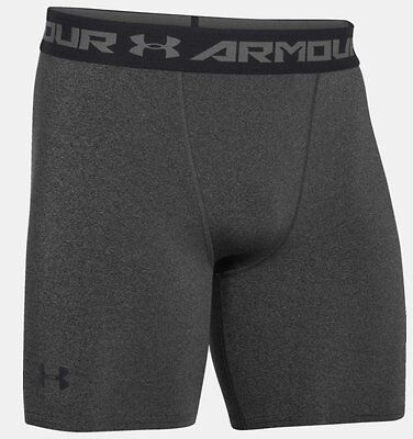 Men's Under Armour UA HeatGear® Armour Mid Compression Base Layer Shorts
