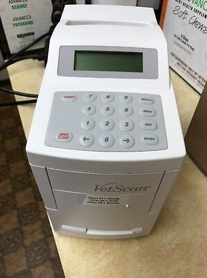ABAXIS VETSCAN  VETERINARY  Blood Chemistry Machine-Great Working Condition!!