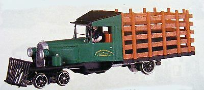 Bachmann Spectrum On30 Scale Rail Truck - Greenbrier & Big Run Lumber Co. *DCC*