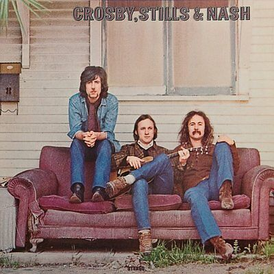 Crosby, Stills & Nash - 180gram Vinyl LP  *NEW & SEALED*