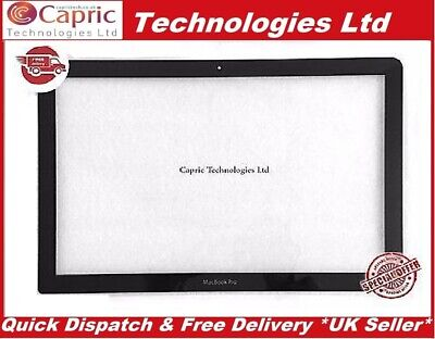 "Genuine Apple Macbook Pro 13.3"" Unibody Front Glass for A1278"