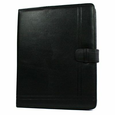 KroO Executive Portfolio Case w/ kickstand for Apple iPad (2nd, 3rd and 4th Gen)