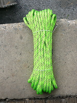 """Sterling HTP Static Line Low Stretch Rope Climbing, Rappel, Tag Line 1/2"""" x 75'"""