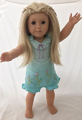 Kailey American Girl of the Year GOTY Retired Blonde Hair Brown Eyes 2003 - 2004