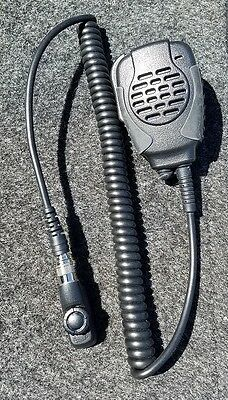Pryme QD Speaker Microphone with adapter for Hytera PD782