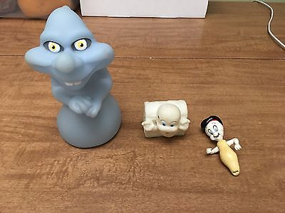 Lot Of Casper The Friendly Ghost Toys Stinky