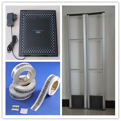 RF Detector Store Security System Checkpoint +parts