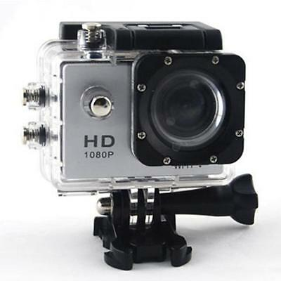 Sale WIFI action 1080P HD DV sports recorder Waterproof camera camcorder silve