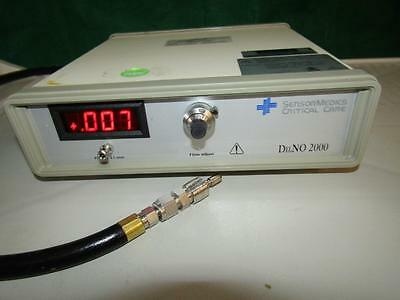 DelNO 2000 Precision Gas Flow Controller From Sensormedics.