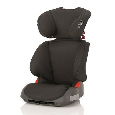 Britax Romer Adventure Group 2 3 Car Seat in Black Thunder