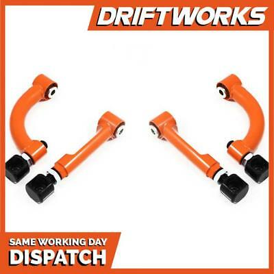 Driftworks Nissan Front Camber Arms^Skyline R33 R34 -
