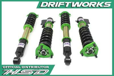 HSD MonoPro Coilovers for Mitsubishi Evo 10 CZ4A - Fits CZ4A models