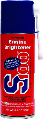 S100 Engine Brightener 4.5oz Aerosol Can - S100 59-9312 / 535113 / SM- 19200A
