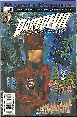 DAREDEVIL # 21  -  Back Issue