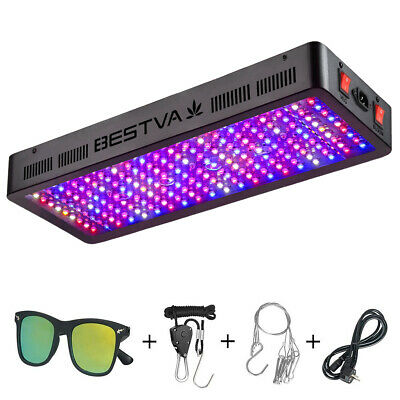Bestva 2000W Plus LED Grow light Full Spectrum For Medical Plants Grow Veg Bloom