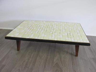 MOSAIC TOP LOW COFFEE TABLE Lot 274