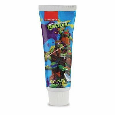 12 Wholesale Teenage Mutant Ninja Turtles Toothpaste Childrens Fun Teeth Clean