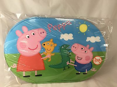 Wholesale X 144 Peppa Pig Large Oval Childrens Placemat Place Mat Coaster Table