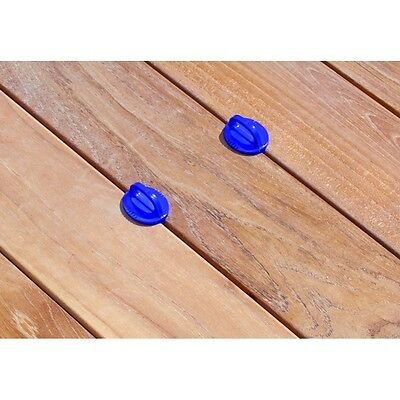 Set of 24 spacers for leaks for decking from 3-5-7mm EDMA