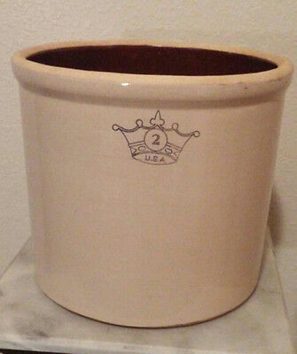 Crown – No.2 Crock Stoneware