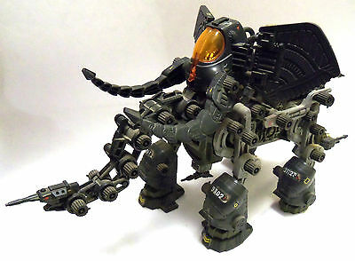 Vintage Radio Shack  Motorized ZOIDS MAMMOTH w/ Instructions