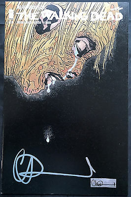 IMAGE COMICS THE WALKING DEAD #148 SIGNED BY CHARLIE ADLARD with COA