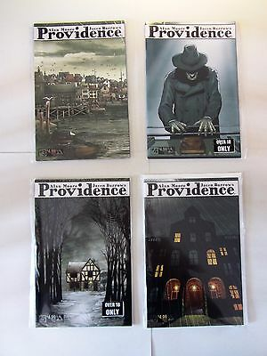 Provdence by Alan Moore