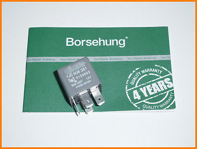BORSEHUNG Germany VW AUDI SEAT SKODA CONTACT CLOSE RELAY NR 429 1J0906381