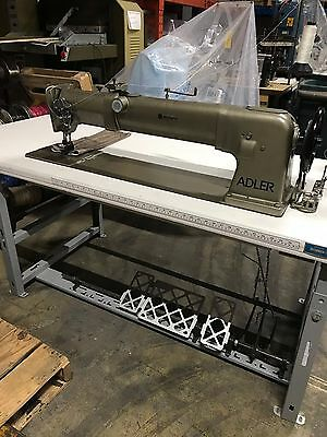 Adler sewing machine 2 needle long arm