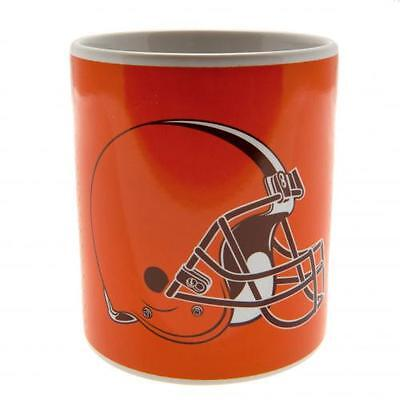 Official Licensed NFL Product Cleveland Browns Mug FD Cup Coffee Fun Gift New