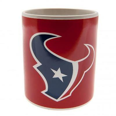 Official Licensed NFL Product Houston Texans Mug FD Cup Coffee Fun Gift New