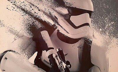 Star Wars Film Movie Characters A4 Poster Picture Print Art