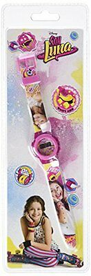 Soy Luna-Orologio digitale Kids WD18004 - KE02 da polso - Dimension : 15cm