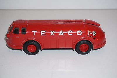 TEXACO TANKER TRUCK BANK  EXTRA NICE CONDITION by ERTLE