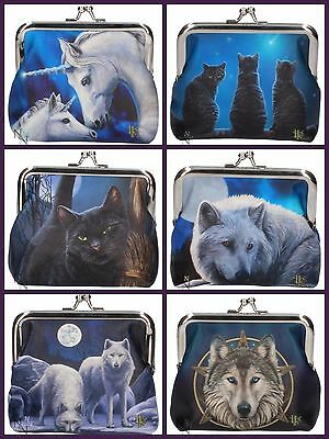 New Nemesis Now Lisa Parker Fantasy Animal Artwork Coin Purse