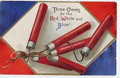 Early 1900's -  Patriotic - Postcard - Selling Lot Of Cards
