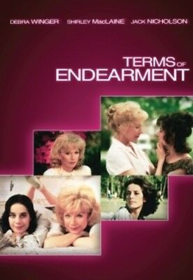 Terms Of Endearment [New DVD] Ac-3/Dolby Digital, Dolby, Dubbed, Subtitled, Wi