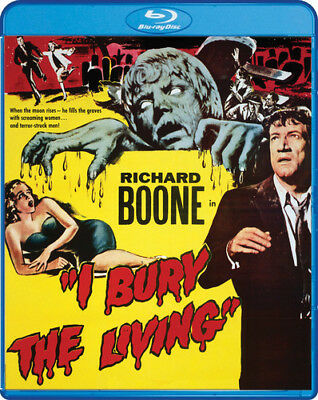 I Bury The Living [New Blu-ray] Widescreen