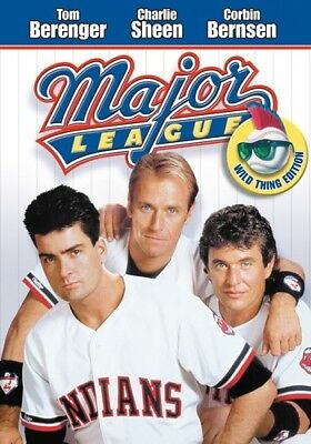 Major League [New DVD] Ac-3/Dolby Digital, Dubbed, Subtitled, Widescreen