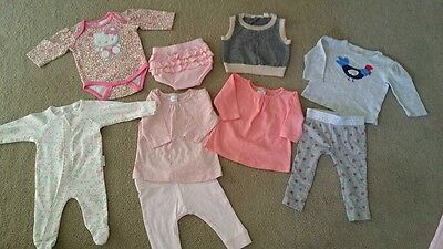 Baby Girls Bundle - Includes Country Road Seed Purebaby