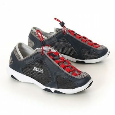 Slam Scarpa New Weekend Nr 44 Navy/red Scarpe Da Barca Vela Citta'